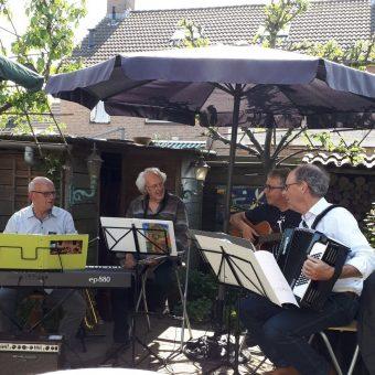 Huisconcert 'de seizoenen' in Heemskerk